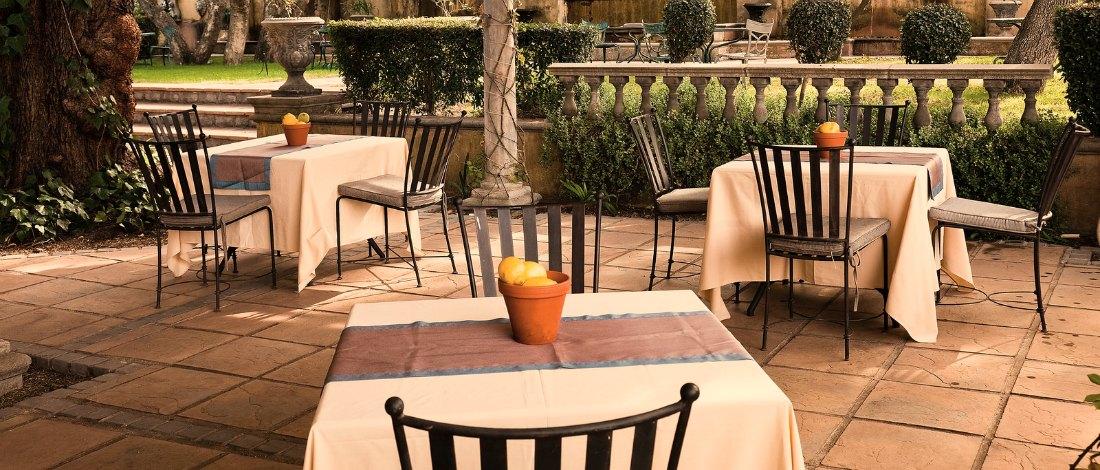 Vive la terrasse des restaurants !