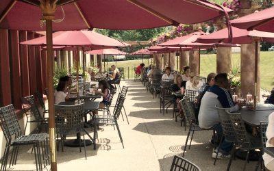 Les 10 villes en France où il fait bon manger en terrasse