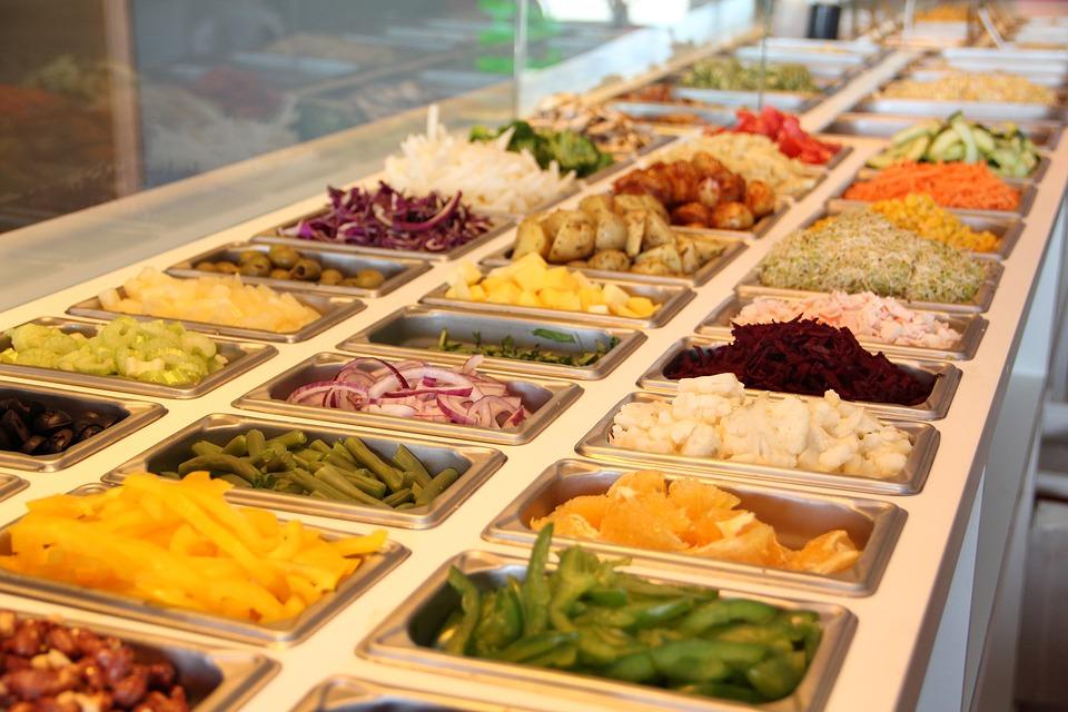 On aime tous les bars à salade