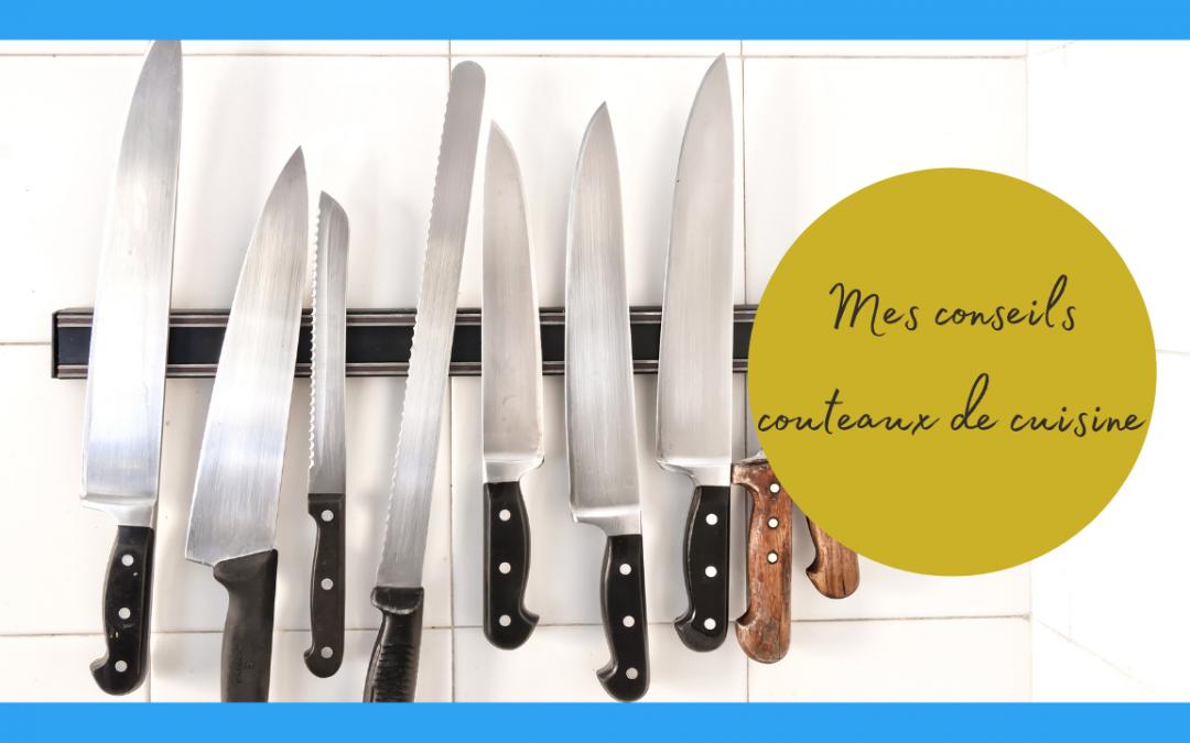 Quel est le meilleur couteau de cuisine à acheter ?